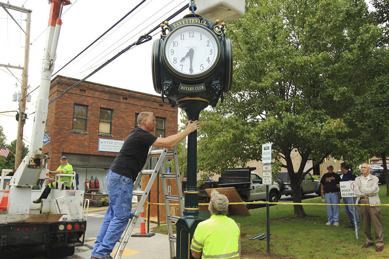 Now at courthouse: Time is on their side