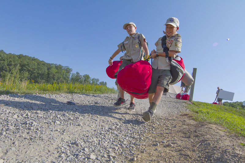 CCC announces approved community service projects for National Boy Scout Jamboree