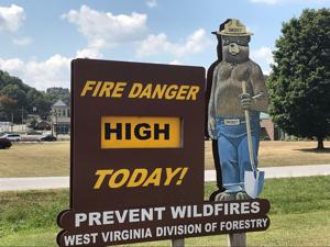 Counties discourage outdoor burning due to dry conditions