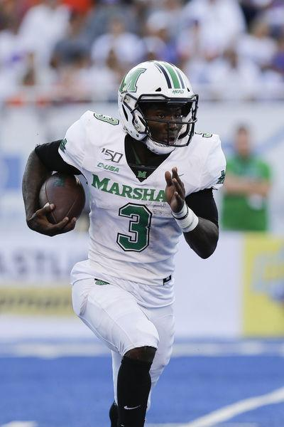 Marshall RB King dismissed from team