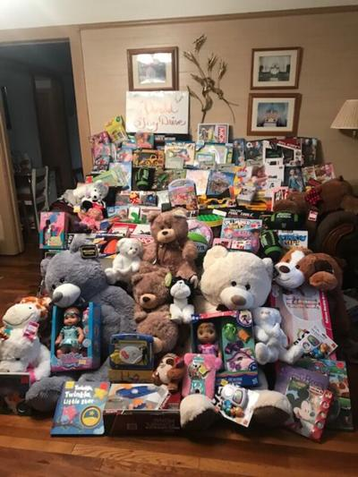 Memorial Toy Drive successful once again for 3-county area