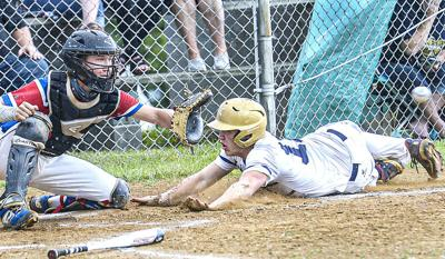 Trail takes advantage of West miscues