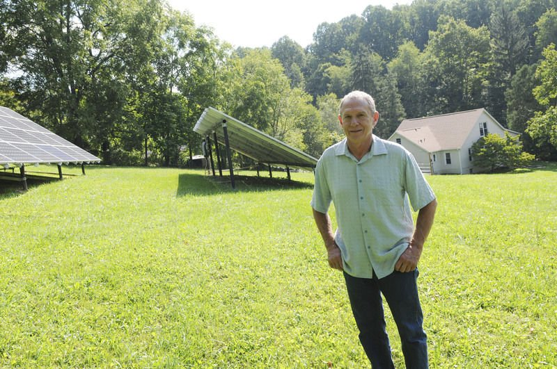 Group aims to install solar throughout the state