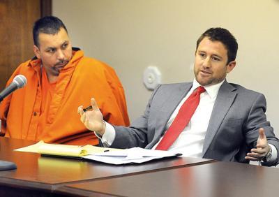 Hearing held for Daniels man accused in murder of wife