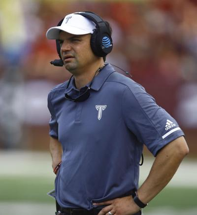 West Virginia, Troy's Neal Brown close to deal   College