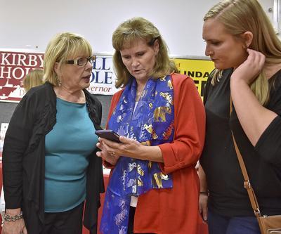 GOP gains majority in Raleigh, Greenbrier