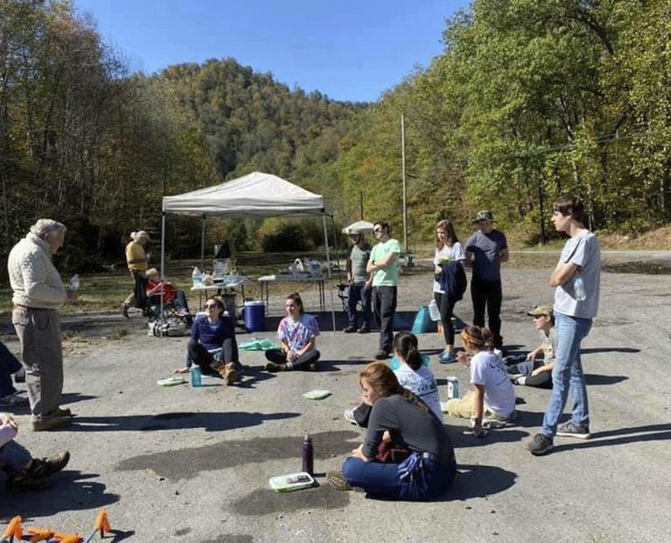 Groups working to transform community park