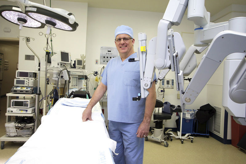 Surgeon returns to small-town medicine