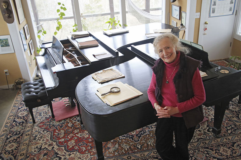 Classical pianist grows catalog of master class DVDs