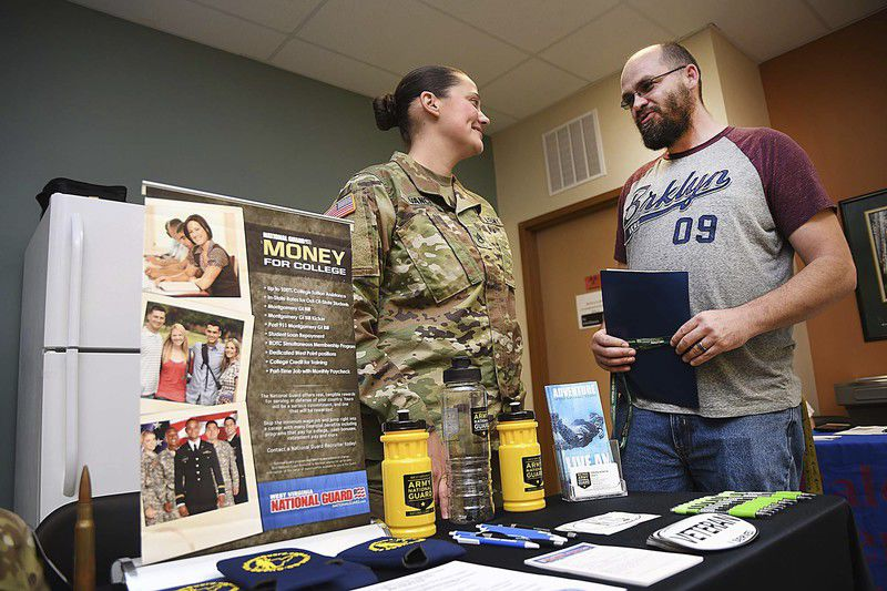 Valley College career fair brings in 30 employers looking to hire