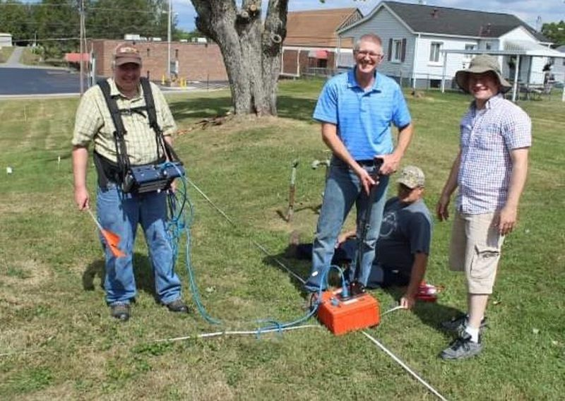 Historical society pleased with year's activities