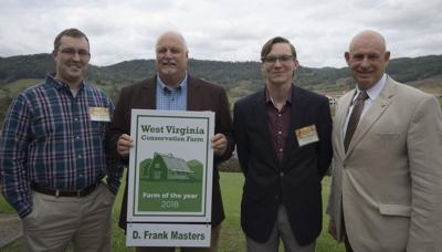 Greenbrier farm owner wins statewide conservation award
