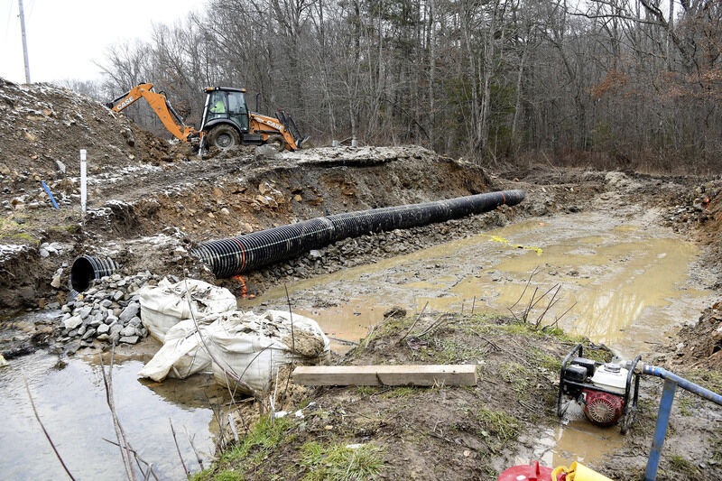 Resident questions New River Drive opening delay