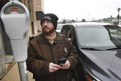 Parking in Beckley enters the digital age