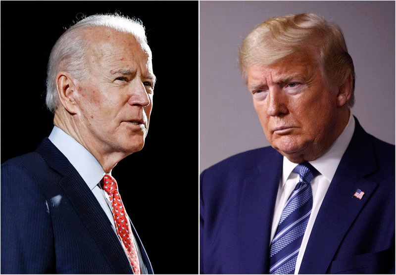 2020 Watch: Battleground map taking shape for Biden, Trump