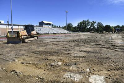 Progress made on Shady, Liberty football fields