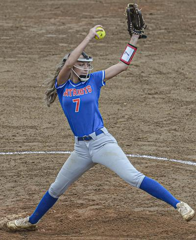 Prep softball: Lopetrone, Chrisman Class A first-team all-staters