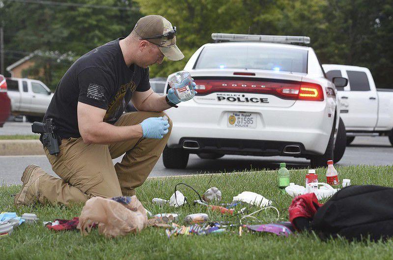 Police arrest man with portable meth lab | News | register-herald com