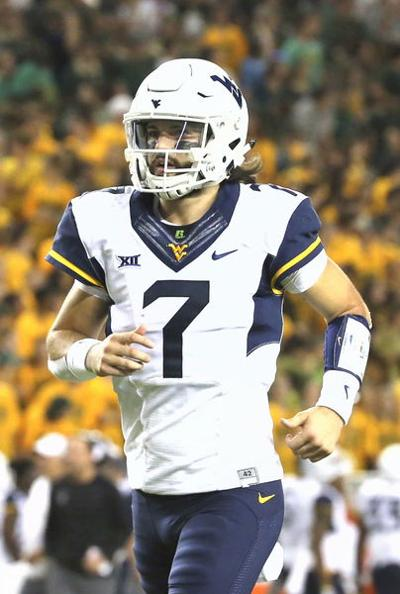 best website 1d5e0 277a2 WVU's Grier is a classic football hero | College Sports ...
