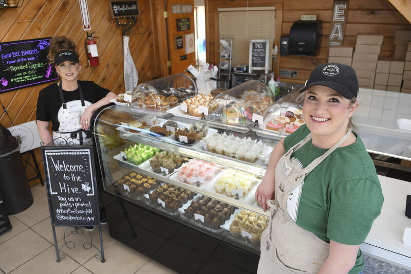 A Reason to Smile Local photographer finds success as a bakery owner