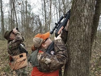 The Squirrel Master Classic reminds us of winter hunting fun
