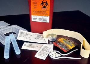 Commission president comes out against needle exchange