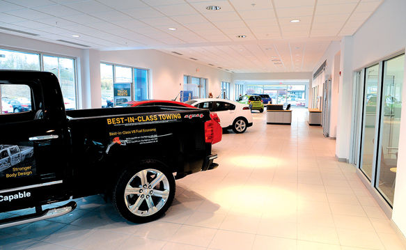 Lewisburg car dealership marks 80th anniversary money for Bill lewis motors lewisburg wv