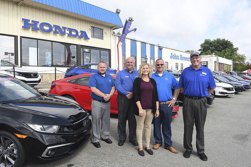 "At John Howerton Honda, you're ""family"""