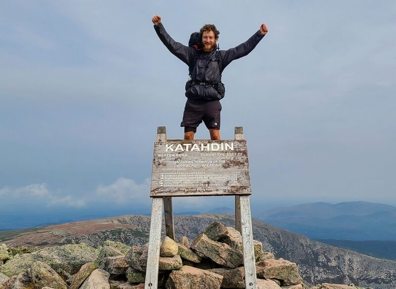 """Beckley man was """"effectively quarantining"""" during Appalachian Trail hike"""
