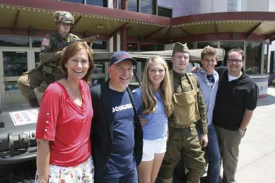 Filmed In W Va Doughboy To Premiere Here Local News Register