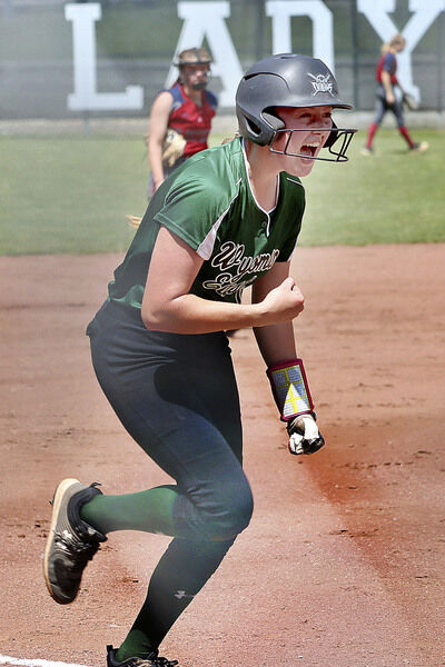 Warriors win section, set up regional with Indy