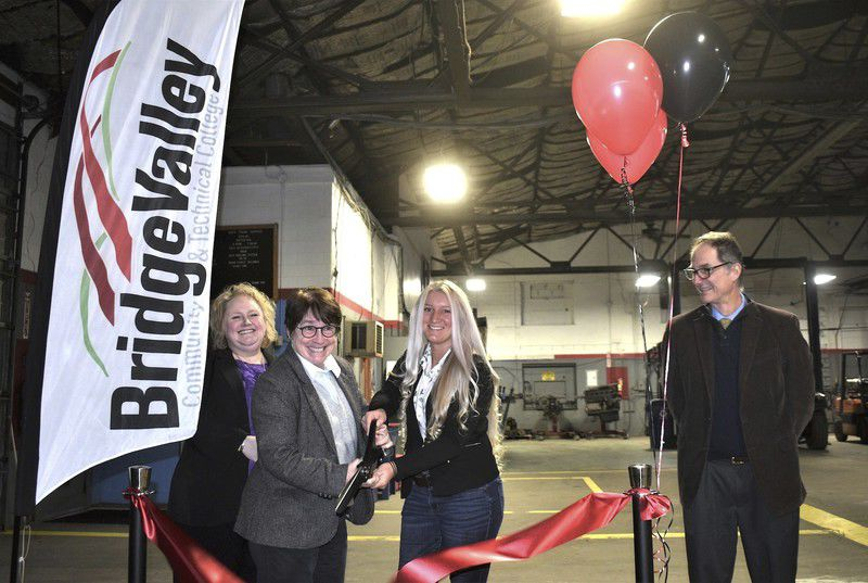 BridgeValley celebrates relocation of programs