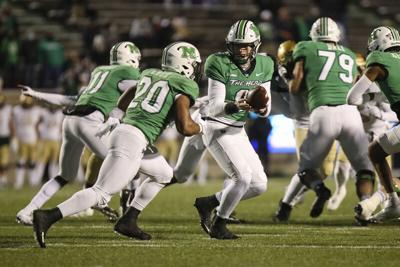 Nine Herd players first-team All-C-USA; Knox declaring for NFL Draft