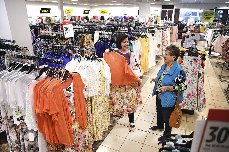 Defying national trend, retail is strong in Raleigh County