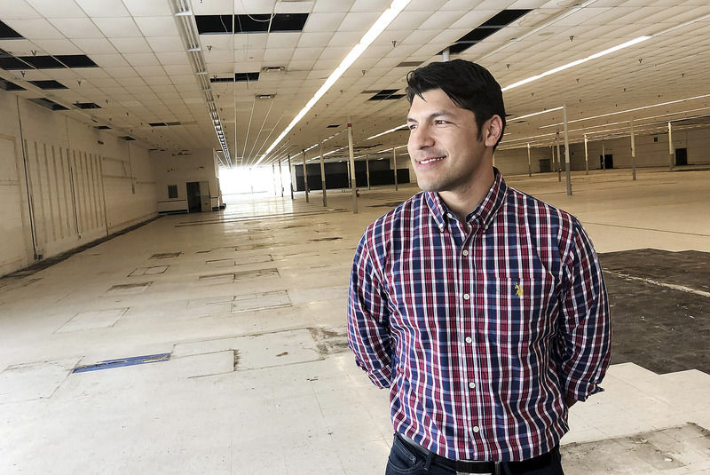 New River Health to create medical mall in former Kmart building