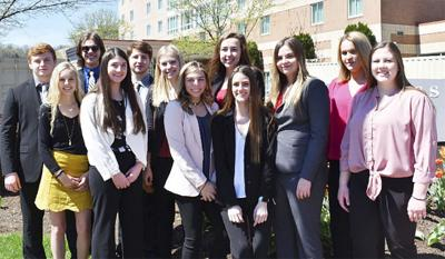 Greenbrier West's Future Business Leaders receive grant