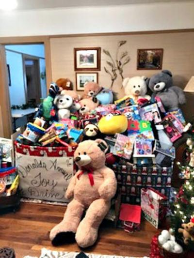 """Memorial Toy Fund termed """"very successful"""" for western Greenbrier, eastern Fayette children"""