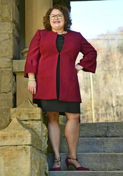 """""""No more slaps on the wrists"""": Brittany Puckett eager to work as McDowell County's new prosecuting attorney"""