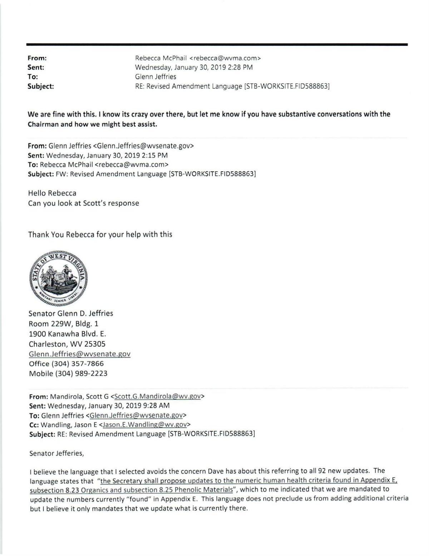 FOIA Response Senator Jeffries Emails - 2-12-2019.pdf