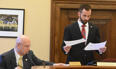 Conference committee hears specifics from Governor's Office for pay raise bill