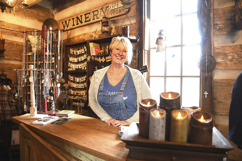 A different perspective Grandview store owner has found a new lease on life