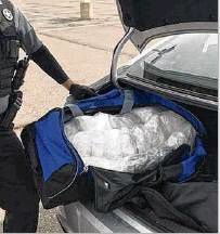 Over $1 million in drugs recovered in Oklahoma before reaching South Bend