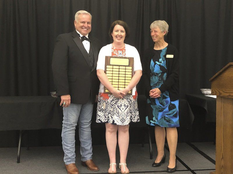 LCSC names Teacher of the Year