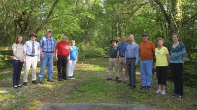 Collaboration is awarded $1.6 million for trail improvements