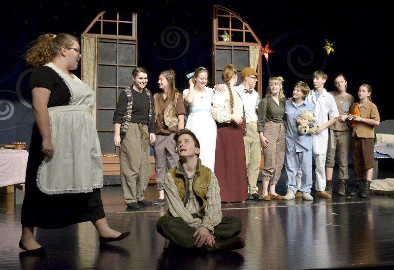 LHS students present 'Peter Pan'