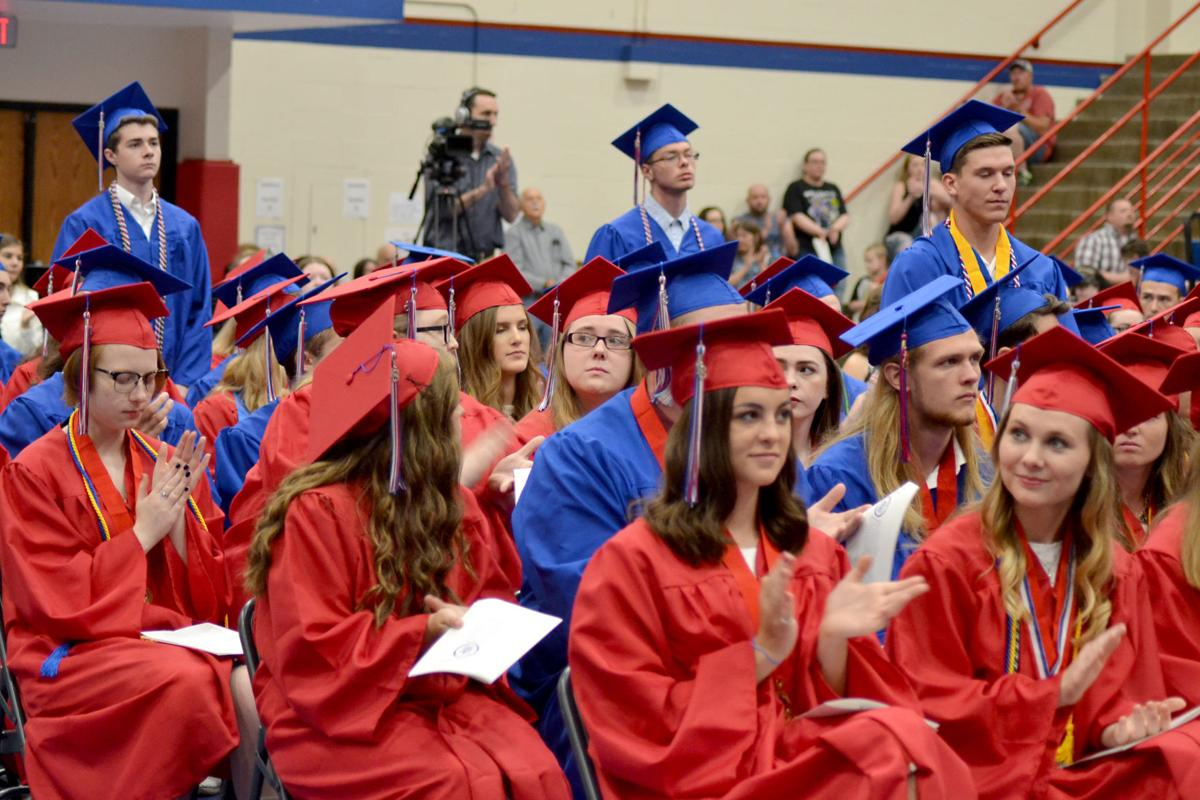 GALLERY: Western Boone Class of 2018