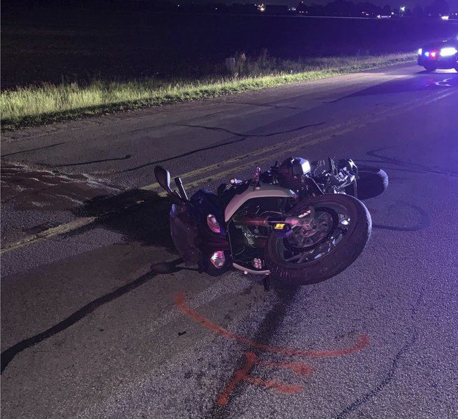 Rural Lebanon man dies in motorcycle accident