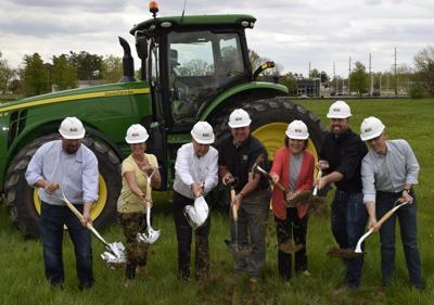 Reynolds Farm Equipment to build in front of fairgrounds