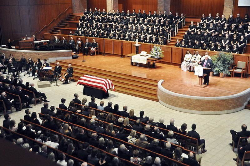 Tributes: Lugar embodied Midwestern values