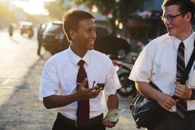 LDS church announces changes to be made regarding missionary